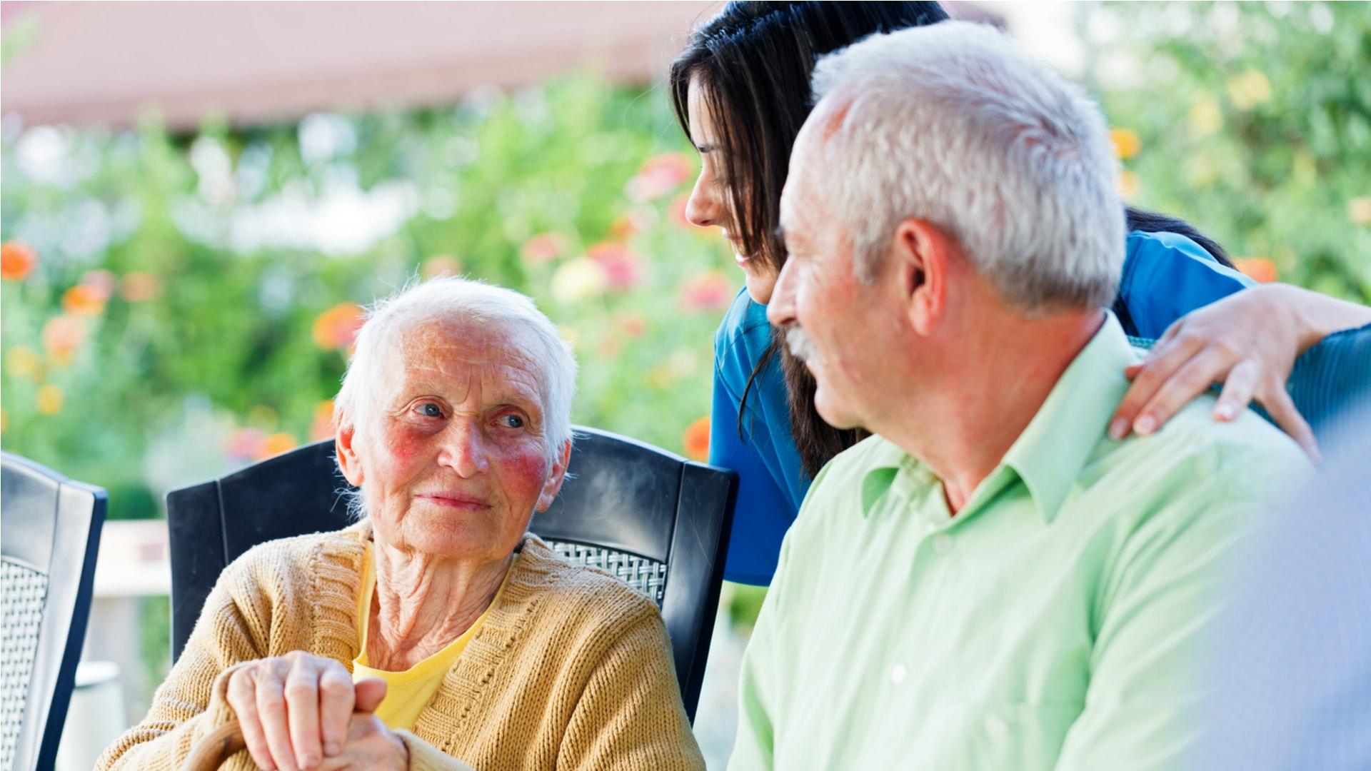 senior cancer care