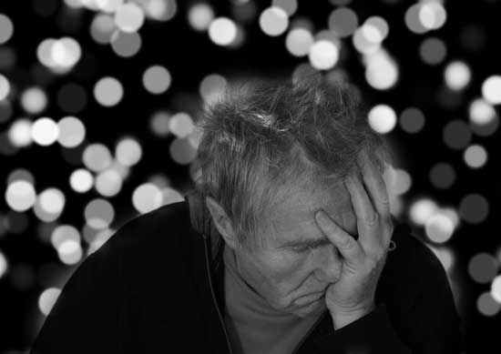 Alzheimer's and Problems Sleeping