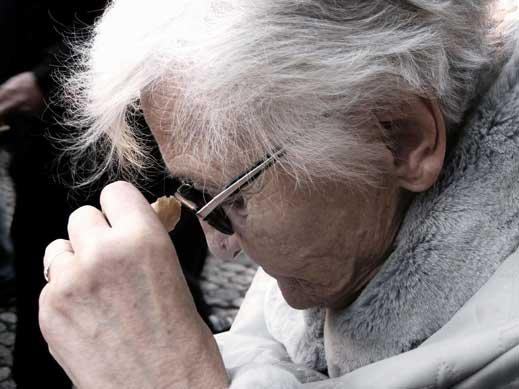 Dementia and Drop in Body Temperature