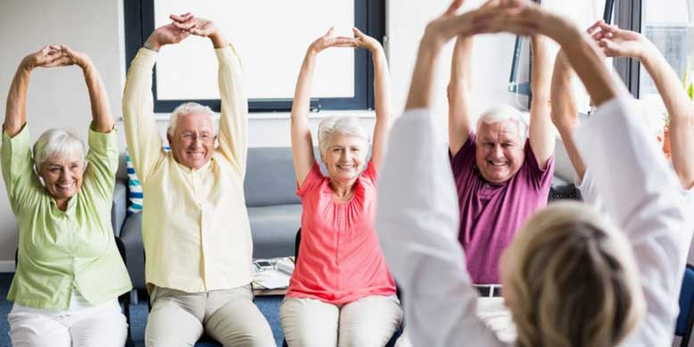 3 Tips for Elderly Women to Lose Weight