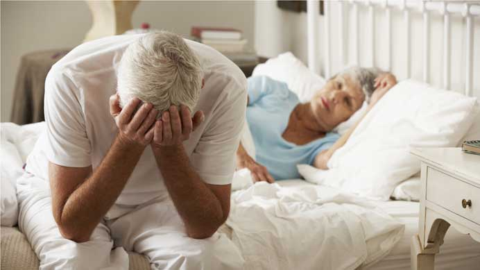 Erectile Dysfunction in the Elderly: What Can Be Done About It?