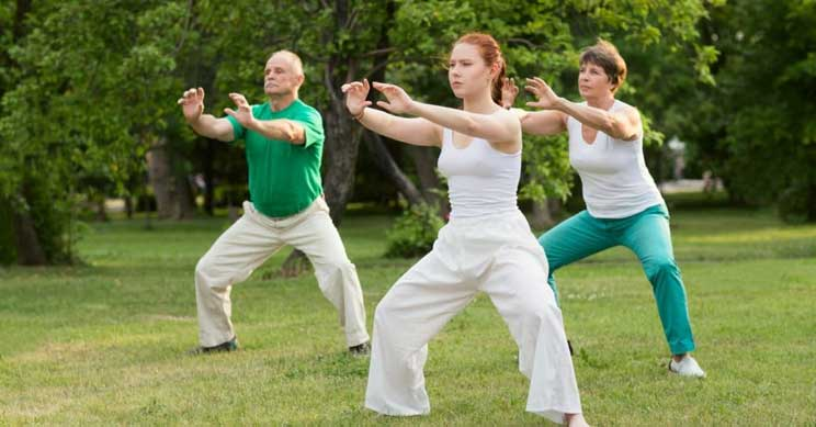 What is Qi Gong? Try this Healthy Movement Practice