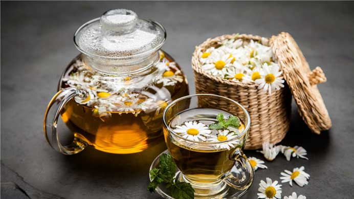Studies Show Chamomile Can Ease Anxiety