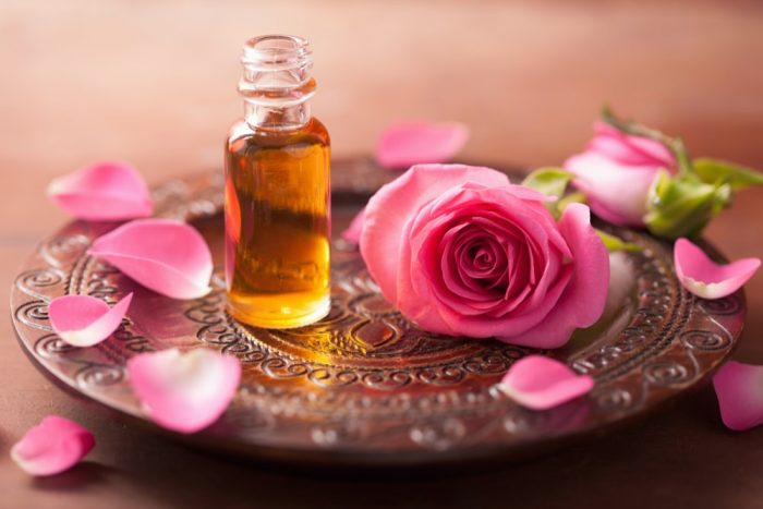 The Truly Powerful Benefits of Rose Oil for Elderly Health