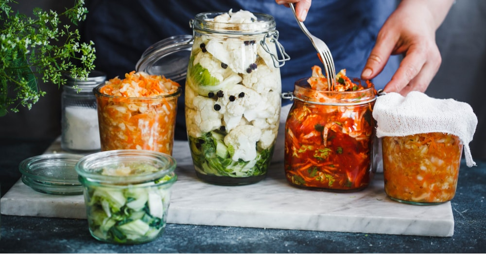 How Fermented Foods Can Help Mental Health in Seniors