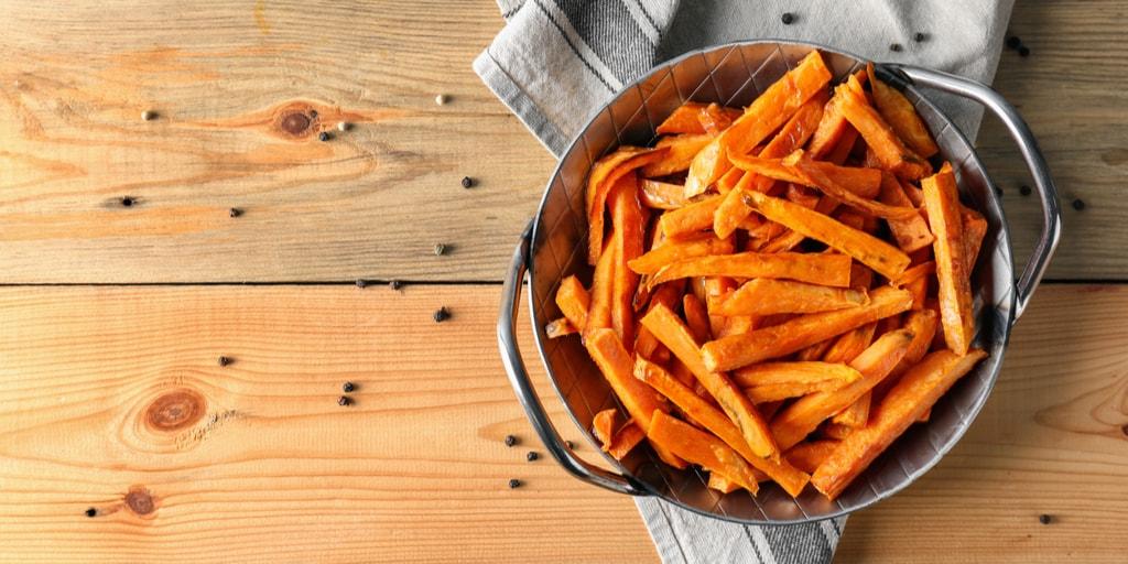 Sweet Potatoes are Amazing for Seniors